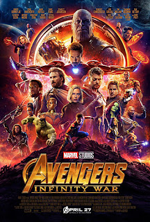 avengers: infinity war - where will you be, when it all ends?