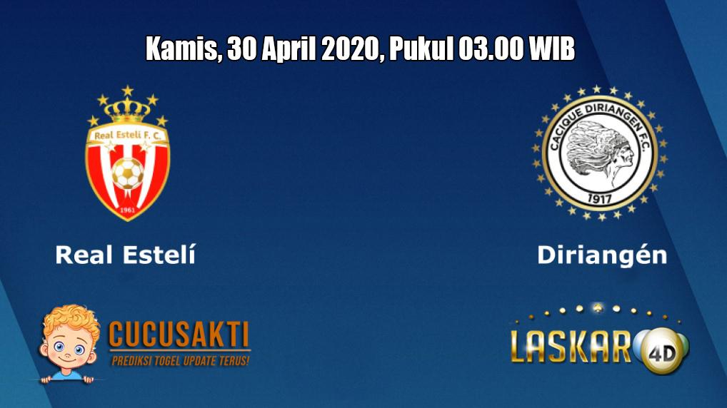 Prediksi Real Esteli VS Diriangen 30 April 2020