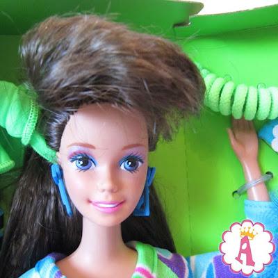 Барби с голубыми глазами 90 годы