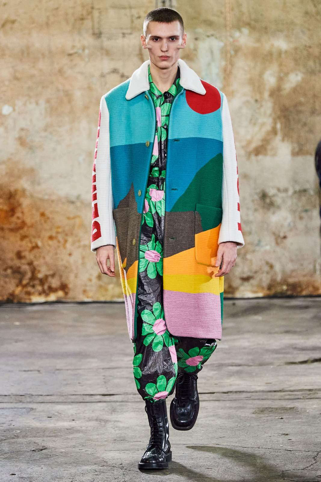 Walter van Beirendonck Fall-Winter 2020 - Paris Fashion Week ...