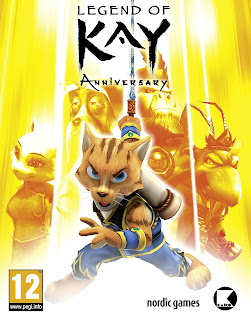 Legend of Kay Anniversary Xbox360 PS3 free download full version