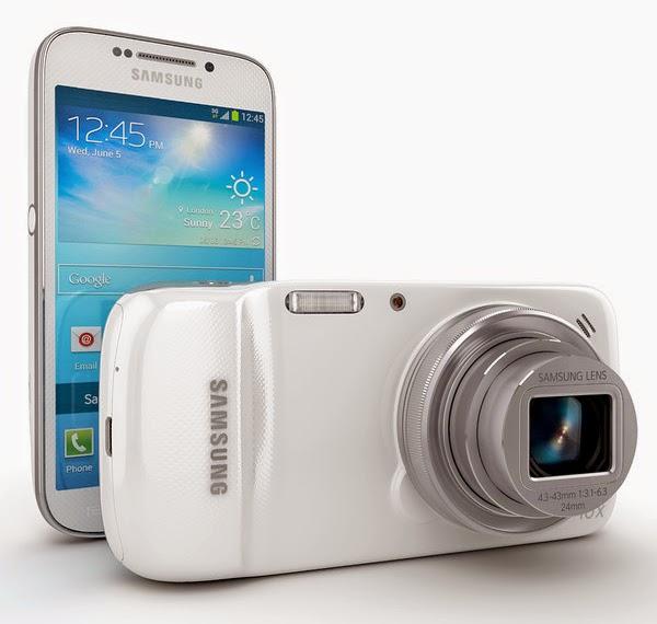 Keunggulan dan Kelemahan Samsung Galaxy S4 Zoom C101 Terbaru