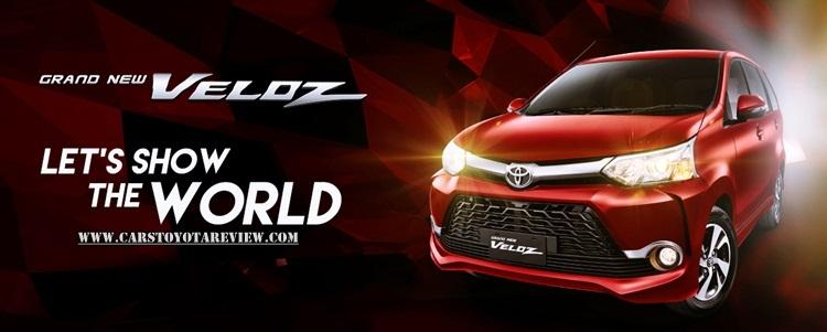 2018 Toyota Avanza Exterior