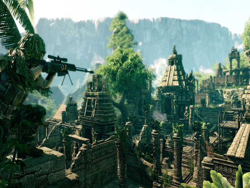 Sniper Ghost Warrior Gold Edition Free Download Full Version PC Game ...