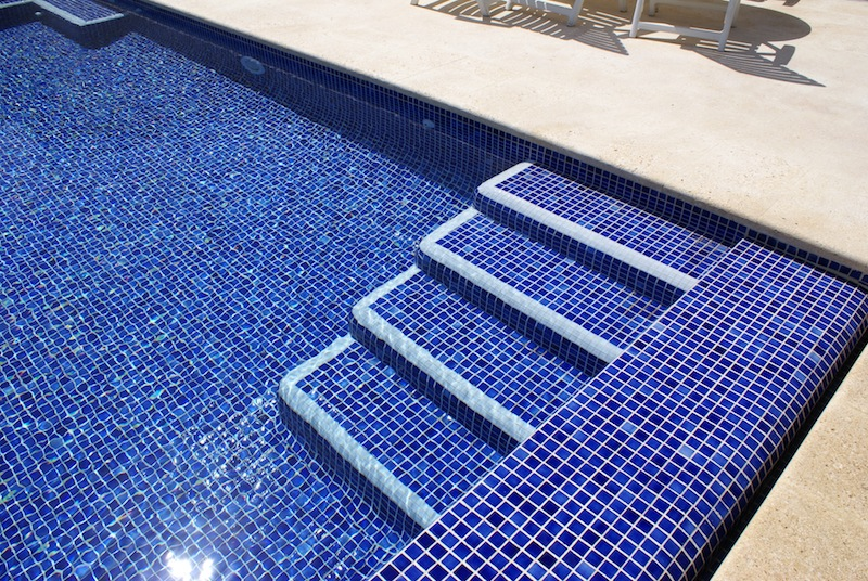 Colores de agua para piscinas  Lucas Gunitec