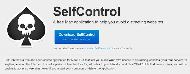 self control app