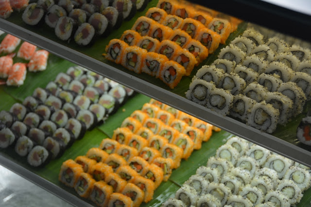 Indigo Pearl Phuket sushi