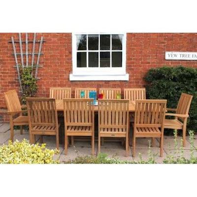 Winchester 10 Chair Extending Set