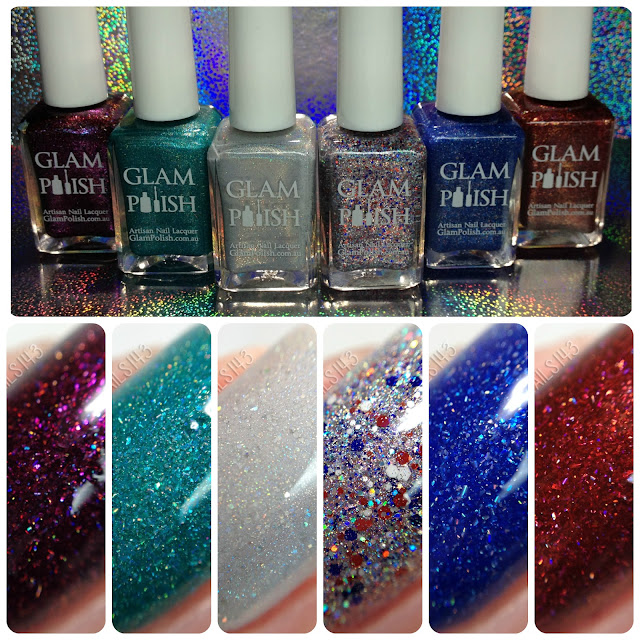 Glam Polish-The King Collection