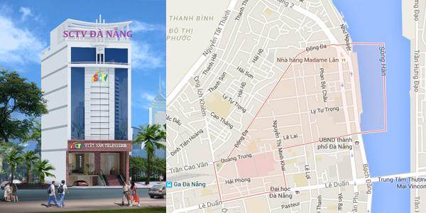 Truyền hình cáp SCTV tại phường Thạch Thang, quận Hải Châu, Đà Nẵng