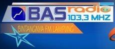BAS FM 103.3 MHz Tulang Bawang Bintangnya fm Lampung