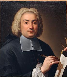 Agostino Masucci's portrait of Filippo Juvarra