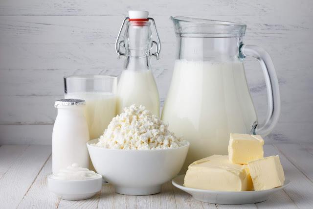 yogurt and butter milk