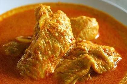 Resep Kari Ayam Special Enak dan Mudah