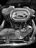 Evolution Sportster Engine
