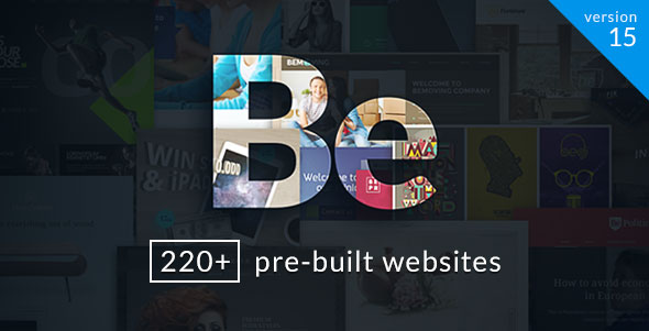 miễn phí BeTheme Responsive Multi WordPress Theme V20.9.8.1