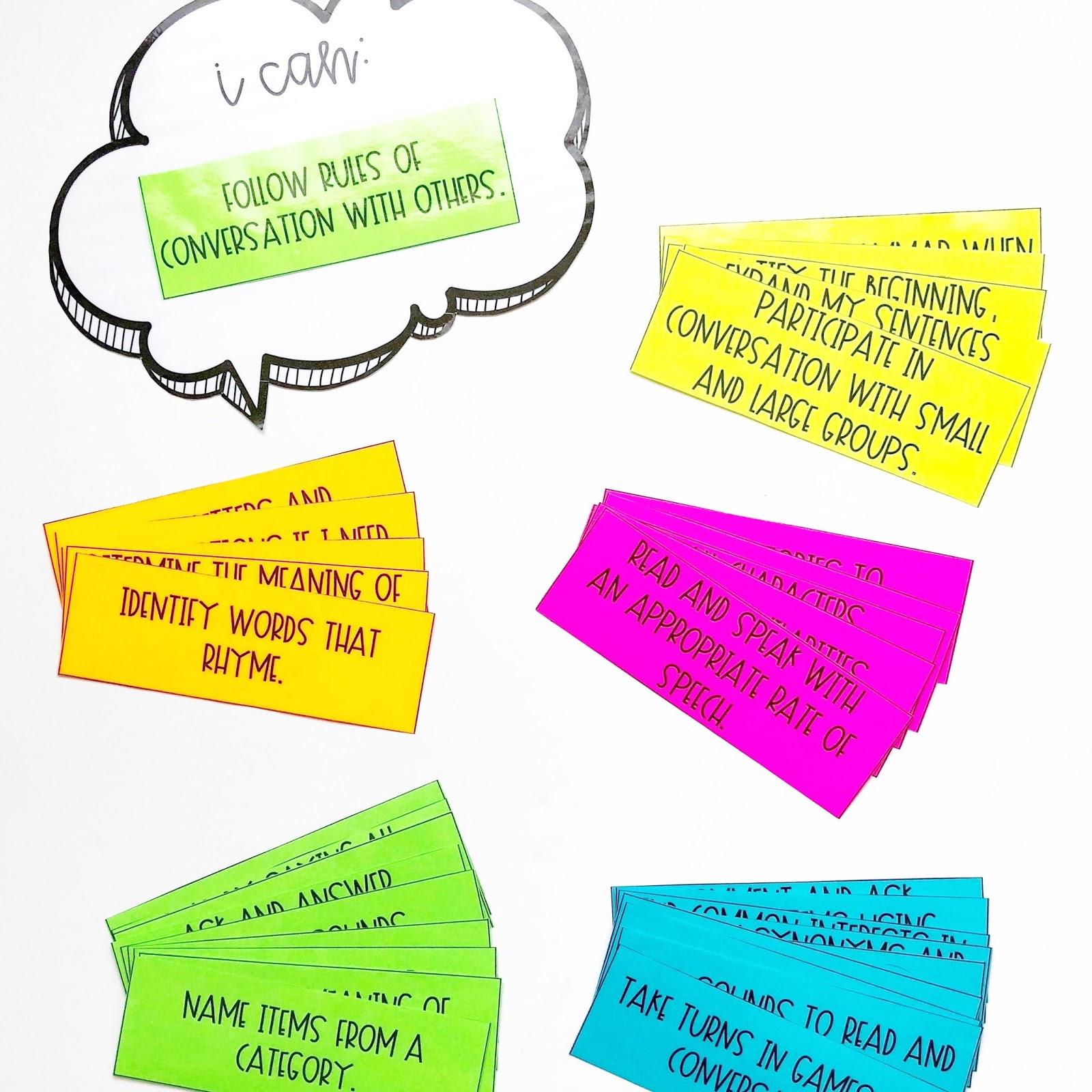 speech bubbles to write in