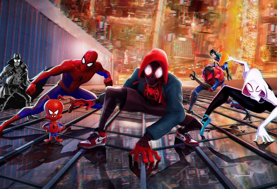 Crítica: Homem-Aranha: No Aranhaverso
