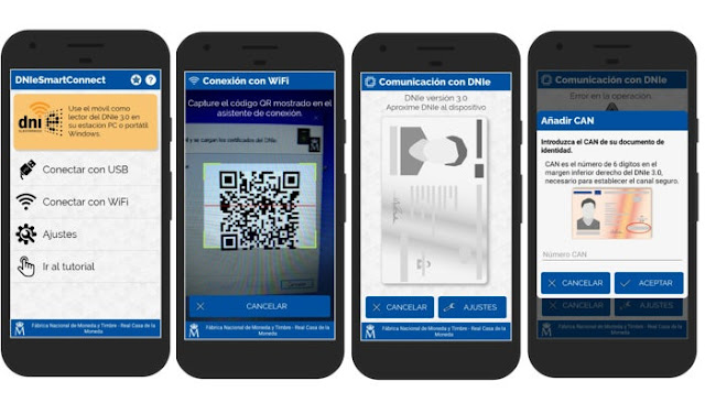 How to use your mobile as an electronic ID reader?