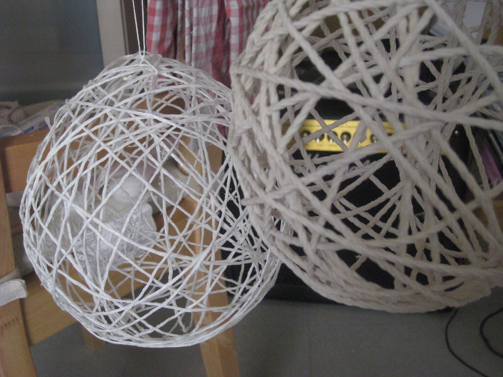 les bavardages de juliette jolies boules de mariage. Black Bedroom Furniture Sets. Home Design Ideas