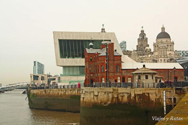 Museo y las tres gracias, Liverpool