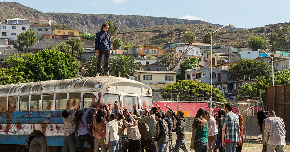 "Recensione ""Fear the Walking Dead"" S02E14, ""Wrath"" e S02E15, ""North"""