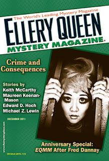 Ellery Queen Mystery Magazine, December 2011