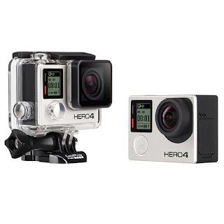 Jual Go Pro Hero 4, Keunggulan Terbaik Produk Kamera untuk Anda