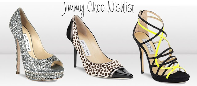 Jimmy Choo wish list