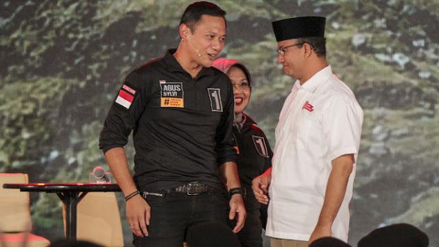 Politikus PDIP Dapat Bocoran 4 Parpol Usung Anies-AHY di Pilpres