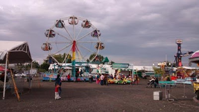 Expo feria valle de santiago 2016