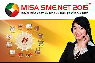 MISA SME.NET 2015 Full – Phần mềm kế toán đa năng