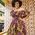 Stunning Ankara Fashion Styles: Off-Shoulder Dresses for African Smart Women 2019