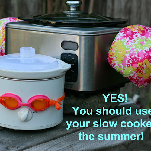 Slow Cooking in the Summer Months