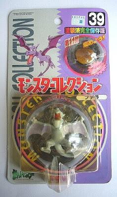 Aerodactyl Pokemon Figure Tomy Monster Collection series