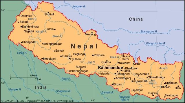 Kathmandu Nepal Map Kathmandu Nepal Map | compressportnederland Kathmandu Nepal Map