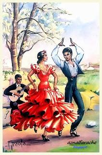 Trajes y bailes típicos de Andalucía - Alberto Iraola - 03