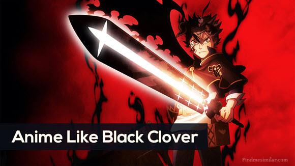 Anime Like Black Clover, Black Clover Wallpaper