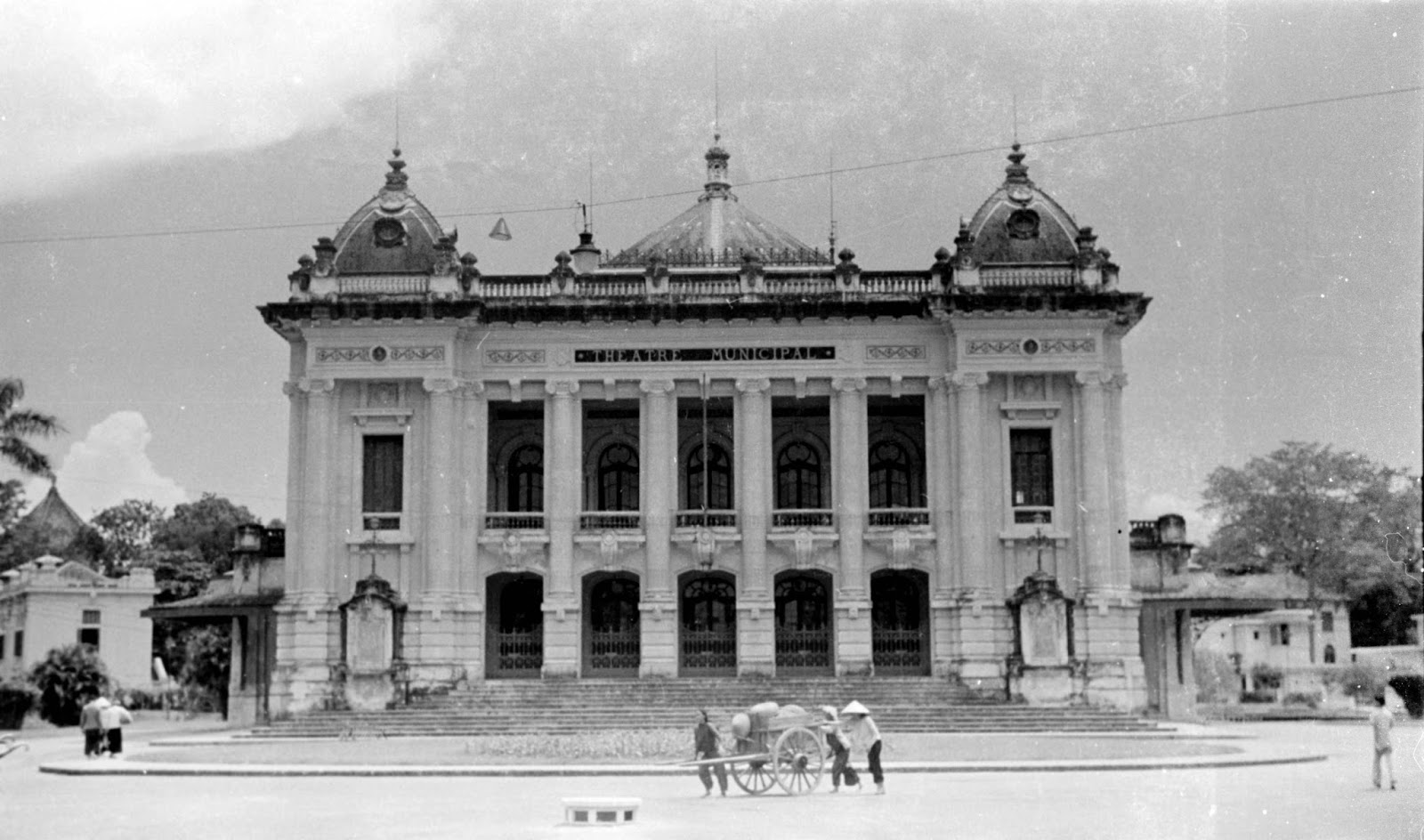 Embassy Garden - Nét quyến rũ, sang trọng vượt thời gian từ kiến trúc Tân cổ điển