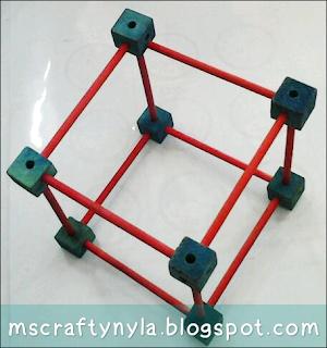 Constructing a cube