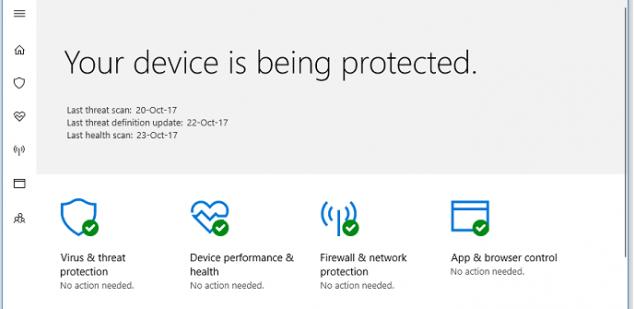 Windows 10 Fall Creators Update: Conoce la función que protege tus archivos de ransomwares