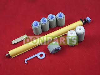 NEW Maintenance Roller Kit for HP LaserJet 4200 4250 4300 4350 4345 9pcs