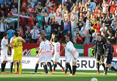 Crónica Sevilla FC 4 Vs Villarreal CF 2