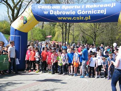 Jak zmotywować dziecko do uprawiania sportu? motywacja do biegania cz. VII