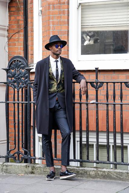 Camuflaje street style hombre