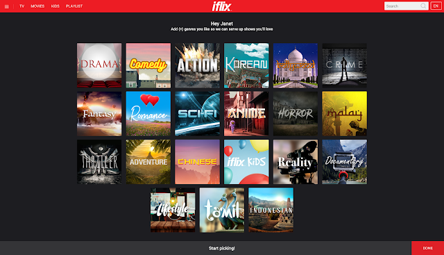 iflix Releases an Improved and Revamped App Today Including New Personalization Features