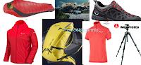 Logo Con Salewa vinci gratis abbigliamento ed esperienze in montagna e in BMW