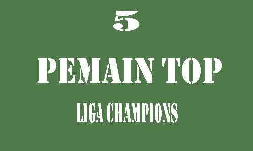 Lima Pemain Top Debutan Liga Champions