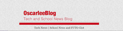 Blogger header logo design