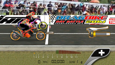 Download Game Drag Bike 201M Apk Terbaru For Android